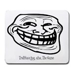 Trollface.jpg, The mouse pad - Large Mousepad