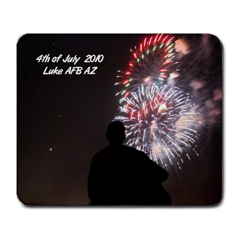 Home For The Holidays By Miranda Mayo   Collage Mousepad   P9g4pj9odzb0   Www Artscow Com 9.25 x7.75 Mousepad - 1
