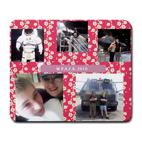 Afm By Crystal   Collage Mousepad   Gr7kf3uh5lu5   Www Artscow Com 9.25 x7.75 Mousepad - 1