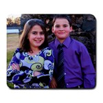 Charli Rene  & Luke Tyree 2010 - Large Mousepad