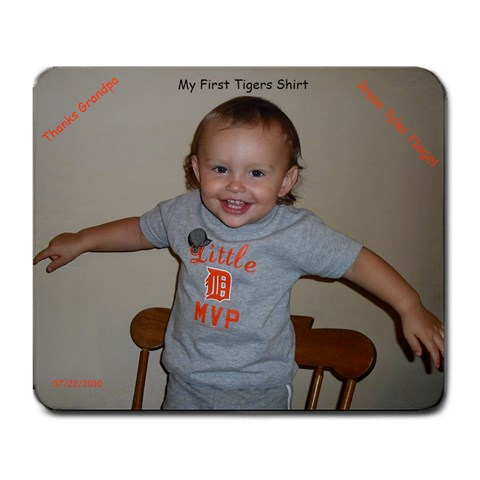 Jesse Mousepad By Angie   Large Mousepad   0atgot9lcf2e   Www Artscow Com Front