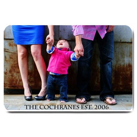 Cochrane Door Mat By Mollie   Large Doormat   Cjfb5rlwrff8   Www Artscow Com 30 x20 Door Mat - 1