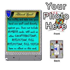 Amwizwar2 By Andy Miller   Playing Cards 54 Designs   Jdt20d54dqf9   Www Artscow Com Front - Joker1