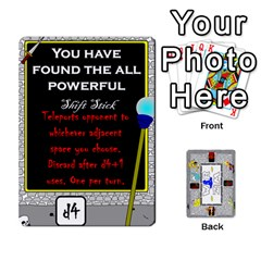 Amwizwar3 By Andy Miller   Playing Cards 54 Designs   Azas28rlkjnd   Www Artscow Com Front - Heart4