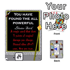 Amwizwar3 By Andy Miller   Playing Cards 54 Designs   Azas28rlkjnd   Www Artscow Com Front - Heart5