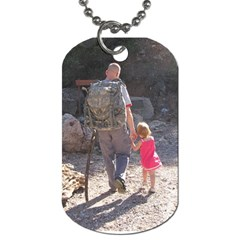 Libby By Kimberly Cleven   Dog Tag (two Sides)   Kfnakr87w506   Www Artscow Com Back