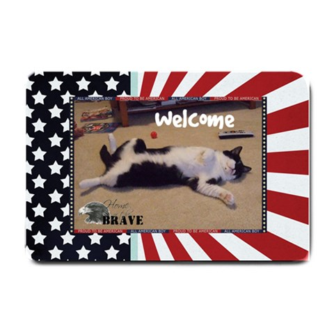 Doormat toto By Carrington   Small Doormat   4ak70owlbsyp   Www Artscow Com 24 x16 Door Mat - 1
