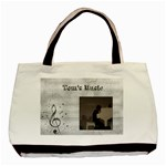 tom music2 - Basic Tote Bag