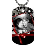 My Love Dog Tags - Dog Tag (One Side)