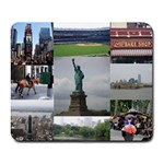 NY Mousepad - Collage Mousepad