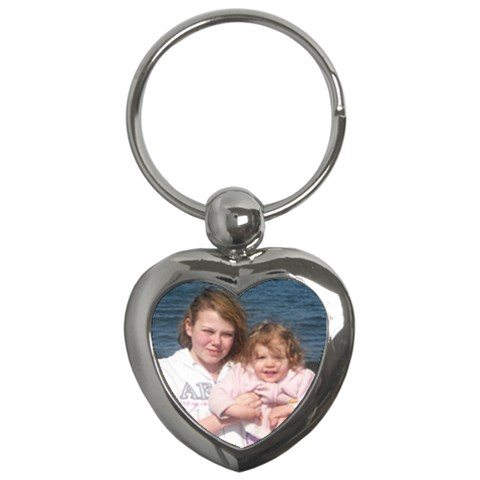 By Amy Merrill   Key Chain (heart)   J54md61sysc8   Www Artscow Com Front