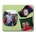 my fam - Collage Mousepad
