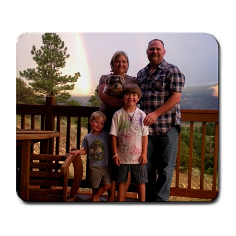 Vacation Mousepad By Kimberly Scott   Large Mousepad   9uxyu6s43mdd   Www Artscow Com Front