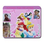 My Princessess - Large Mousepad