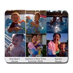 Zachary mouse pad 2010 - Collage Mousepad