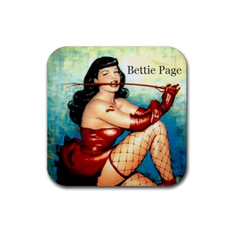 Coasters By Heather Parsons   Rubber Coaster (square)   Xhfxfz97uo8u   Www Artscow Com Front