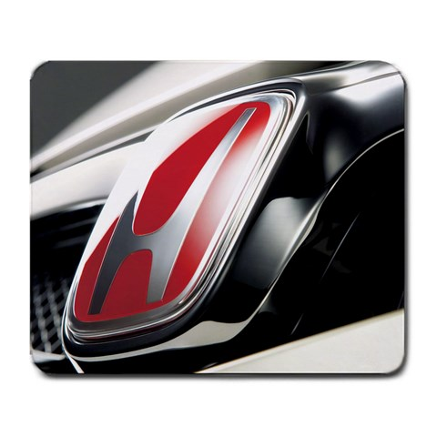 Type R By Kevin   Large Mousepad   Hnw8ppx82dyd   Www Artscow Com Front