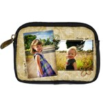camera bags - Digital Camera Leather Case