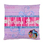 Briana s Pillow - Standard Cushion Case (Two Sides)