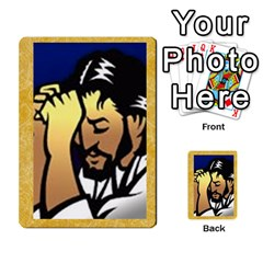 Article Of Faith  Prophets Revised2 By Thehutchbunch Fuse Net   Multi Purpose Cards (rectangle)   V2i7qirvt2ns   Www Artscow Com Back 3