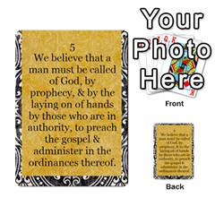Article Of Faith  Prophets Revised2 By Thehutchbunch Fuse Net   Multi Purpose Cards (rectangle)   V2i7qirvt2ns   Www Artscow Com Front 5