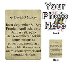 Article Of Faith  Prophets Revised2 By Thehutchbunch Fuse Net   Multi Purpose Cards (rectangle)   V2i7qirvt2ns   Www Artscow Com Back 41