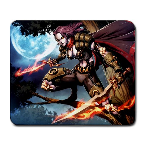 By Johnny Le   Large Mousepad   752qmersvxim   Www Artscow Com Front