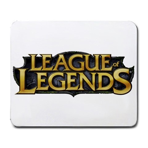 League Of Legends Pad By Joey Undis   Large Mousepad   Qg6sqmmvunh2   Www Artscow Com Front