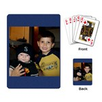Bryce & Alex - Playing Cards Single Design