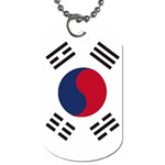 tkd - Dog Tag (Two Sides)