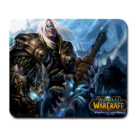 Wowwee By Kayla Altenhof   Large Mousepad   X0ba7n09bh7g   Www Artscow Com Front