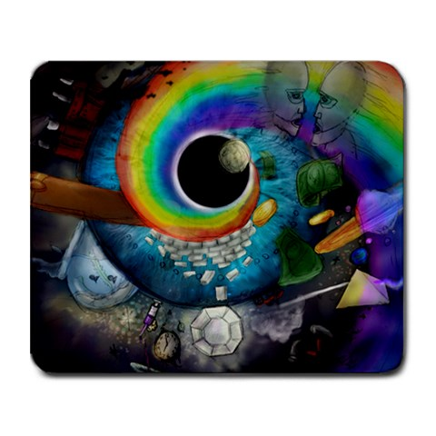 Aaa By Jesse Cook   Collage Mousepad   J1j7qzljqfgi   Www Artscow Com 9.25 x7.75 Mousepad - 1