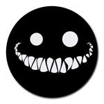 xmile - Round Mousepad