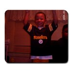 STEELER FAN - Large Mousepad