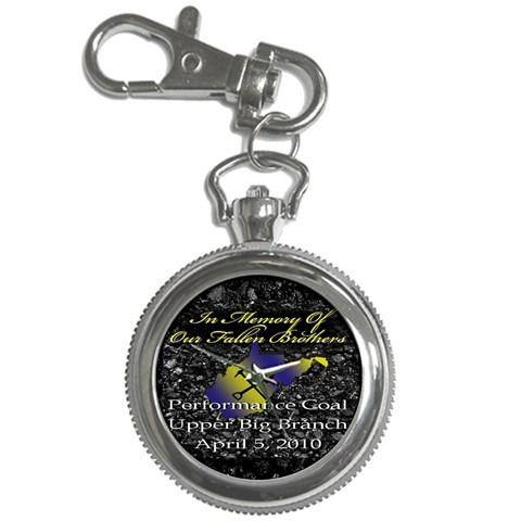 Coal Miner s Memorial Key Chain Watch By Jessica Pelfrey   Key Chain Watch   G2vwz79t6otc   Www Artscow Com Front