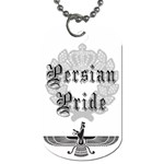 persian pride - Dog Tag (One Side)