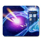 Tardis - Large Mousepad
