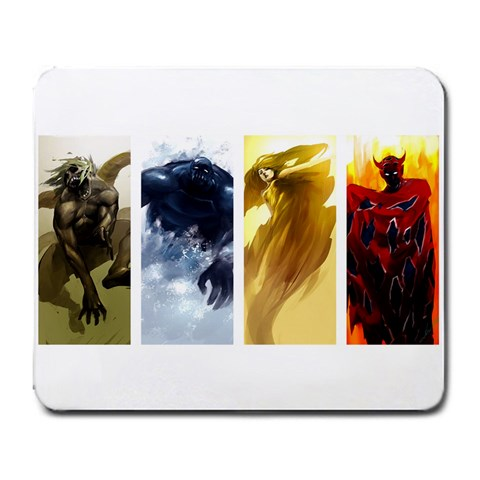 Free Mousepad By Jorge Tabasco   Large Mousepad   Pmlqqjr6sihh   Www Artscow Com Front