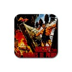 Maciste Squares - Rubber Coaster (Square)
