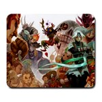 Legend of Zelda Background - Large Mousepad