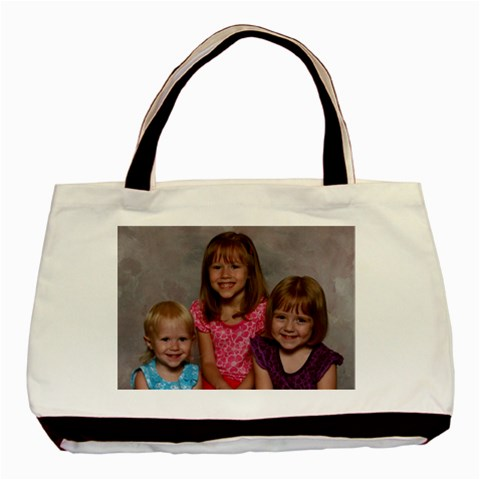 Birthday 2010 Tote  By Cricket Richardson   Basic Tote Bag   Vcd3g1qafj6f   Www Artscow Com Front