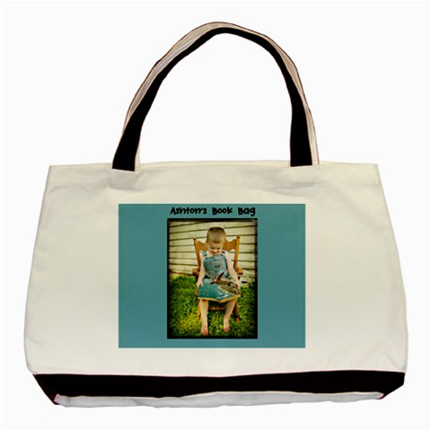 Ashtons Book Bag By Ashley   Basic Tote Bag   Mhtaxexsxqq9   Www Artscow Com Front