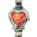 watch - Heart Italian Charm Watch