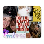 life <3 - Collage Mousepad