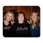 sisters - Large Mousepad