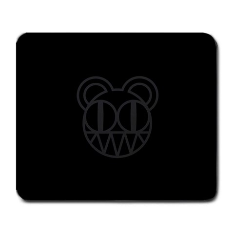 Kid A Bear Mousepad By Andres Ramirez   Large Mousepad   91jt26q9mgac   Www Artscow Com Front
