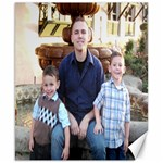 Shaun & Boys 8x10 - Canvas 8  x 10