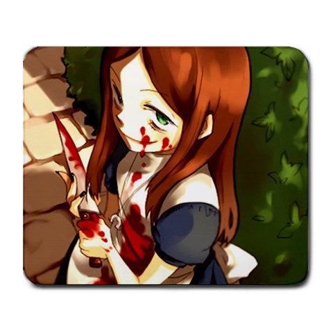 Projeto Alice By Chapeleiro Superior   Collage Mousepad   6dzf7q7trc37   Www Artscow Com 9.25 x7.75 Mousepad - 1