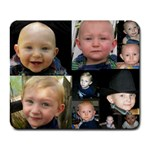 Nolan - Collage Mousepad