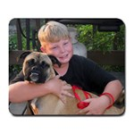 Colt and Buster - Large Mousepad